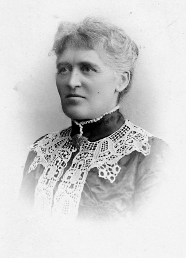 Annastina Gullstrand  född Jacobsson