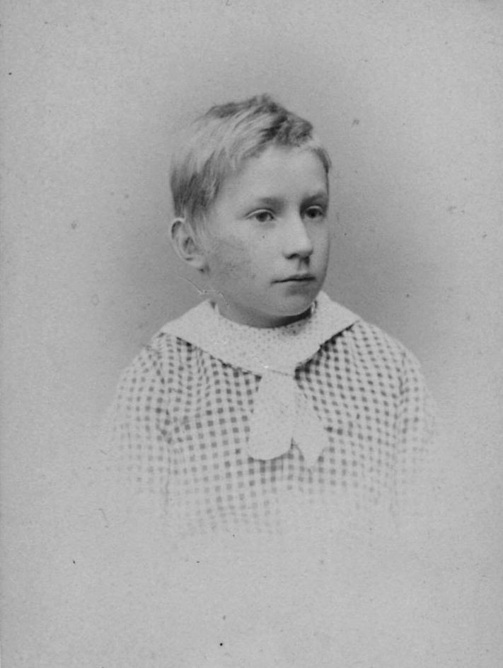 Gunnar Heikel född 1880