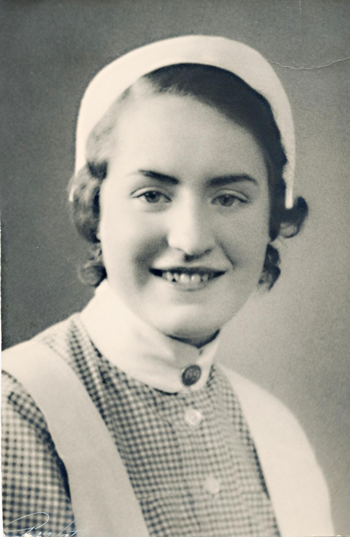 Gunnel Heikel, född 1911