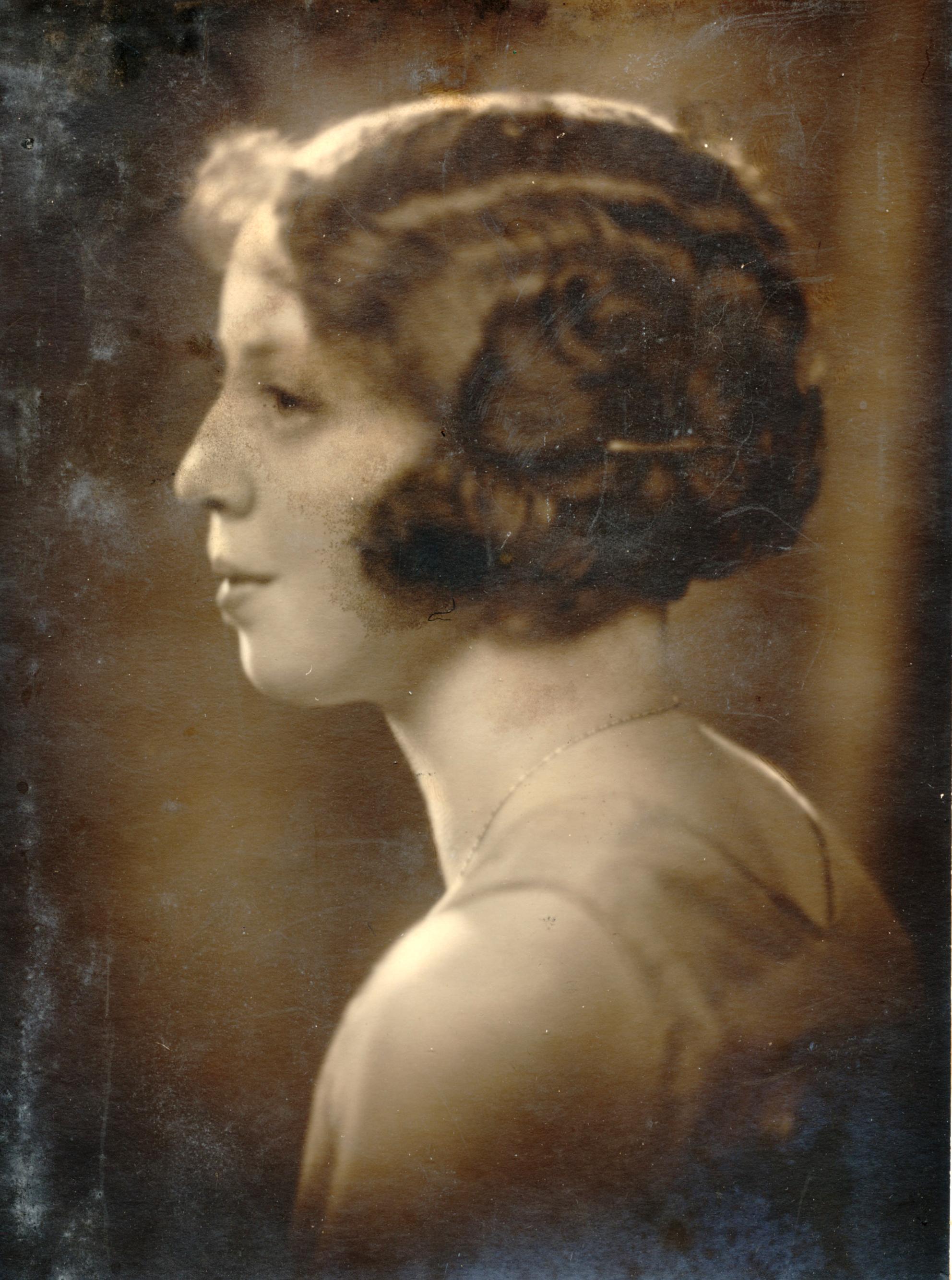 Ulla Marianne Wikander f 1912