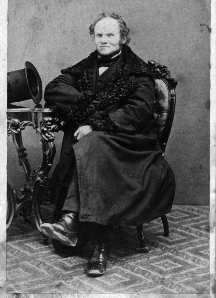 Gumme Olsson Wikander (1816-1887)