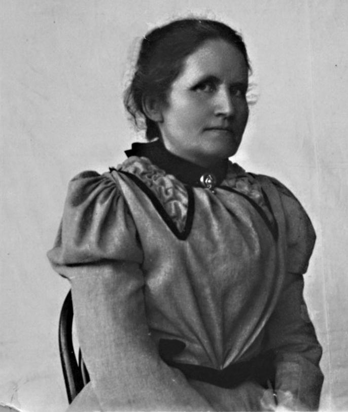 Aina/Anna Heikel (1848-1921)