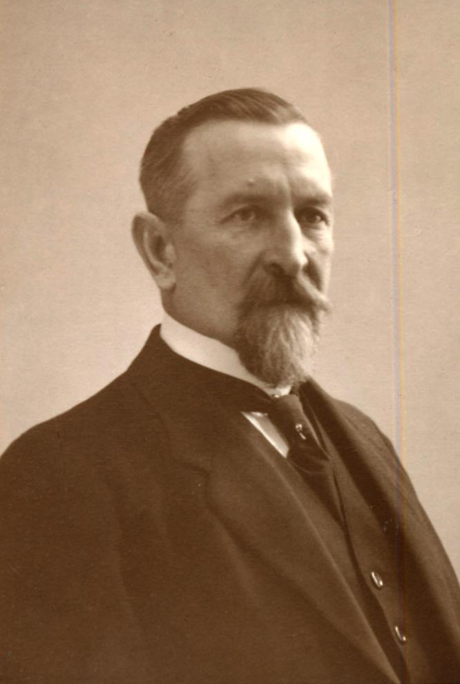 Theodor August Heikel (1863-1936),