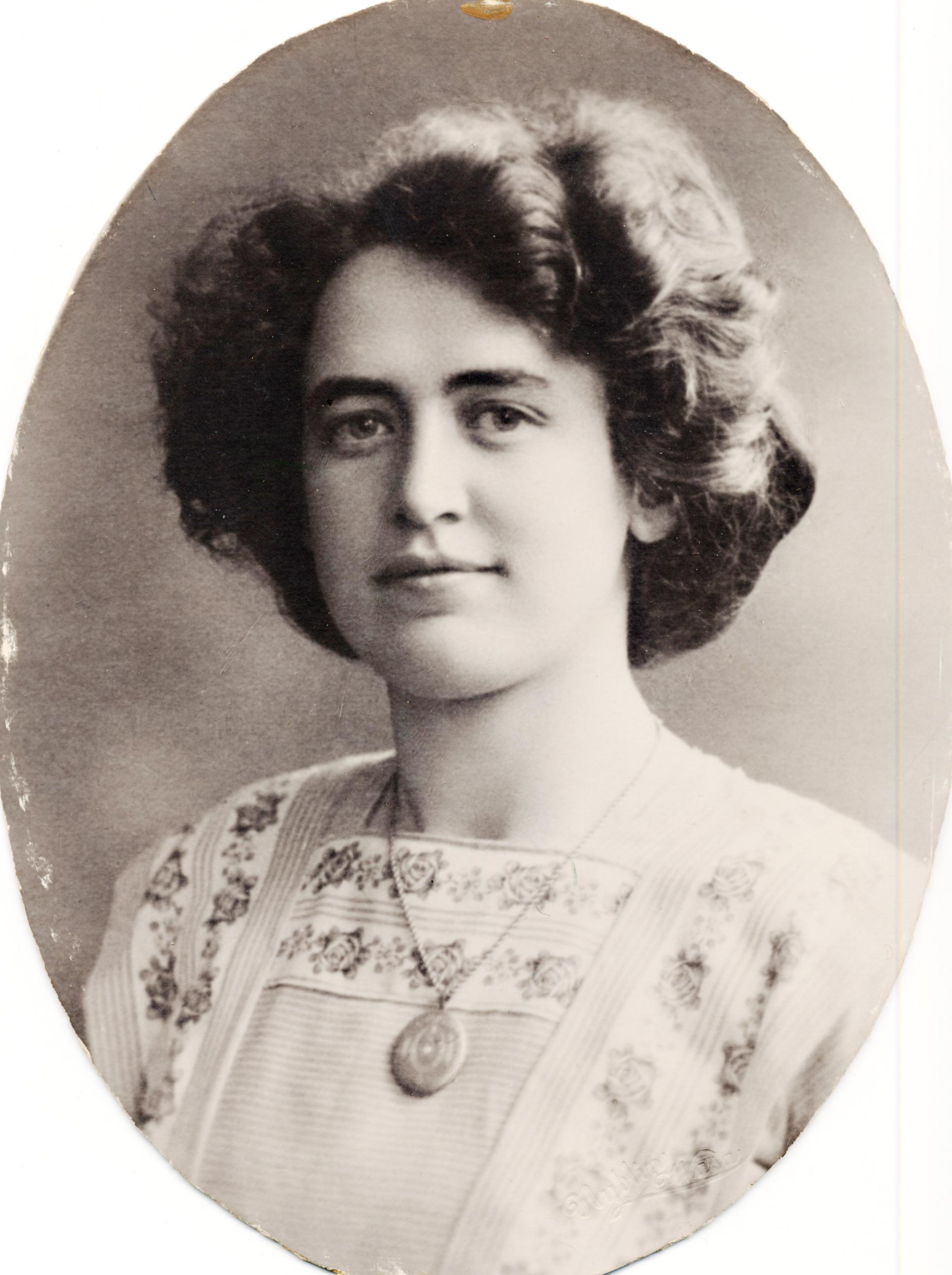 Victoria Heikel  (1883-1919)
