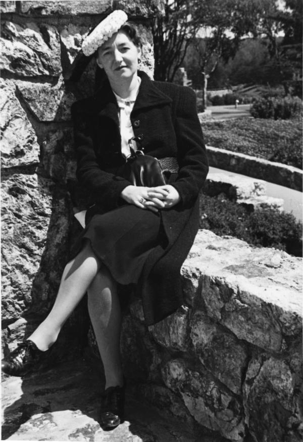 Calif1941 - Inga Heikel (1908-1980) .