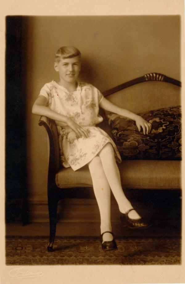 Ulla  Anna Heikel (1915-1940)