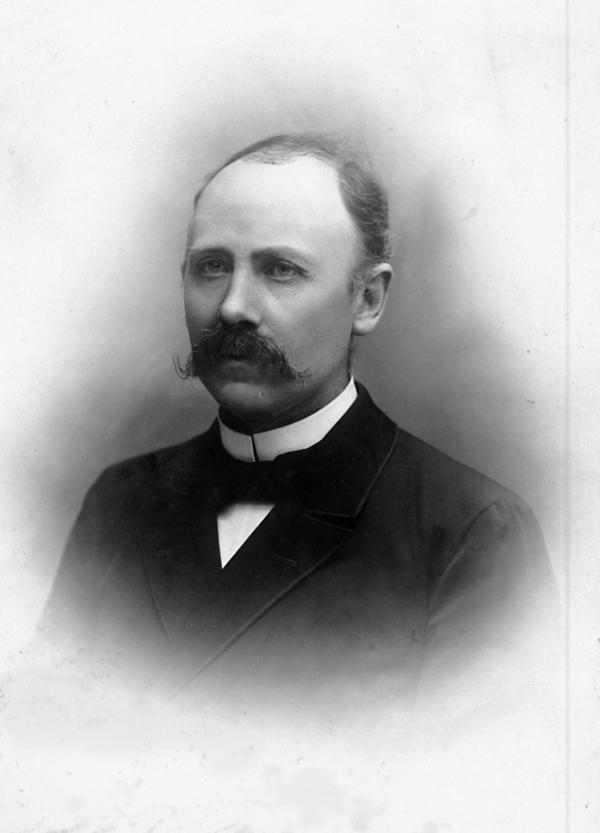 Folkskolelärare Lars Gullstrand