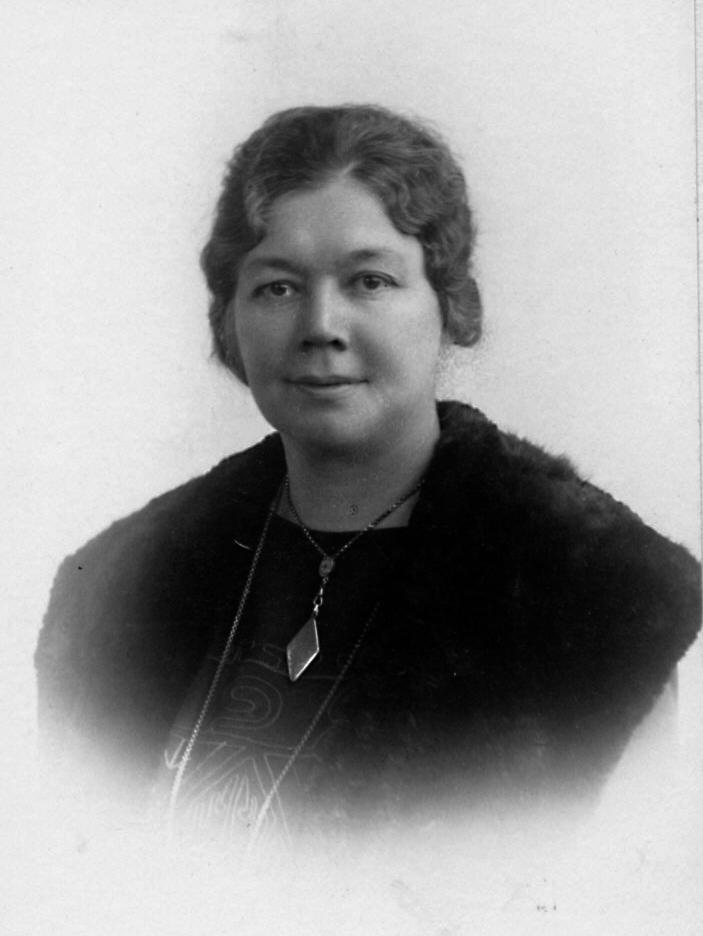 Gerda Wikander född Holmberg