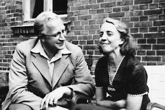 Ingemar  och Marianne Gullstrand i Annelöv